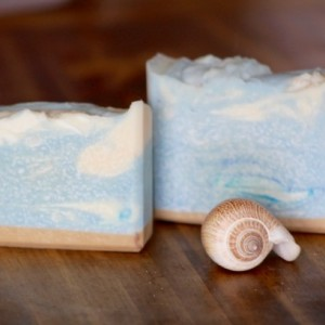 Life's a Beach Goat Milk Soap
