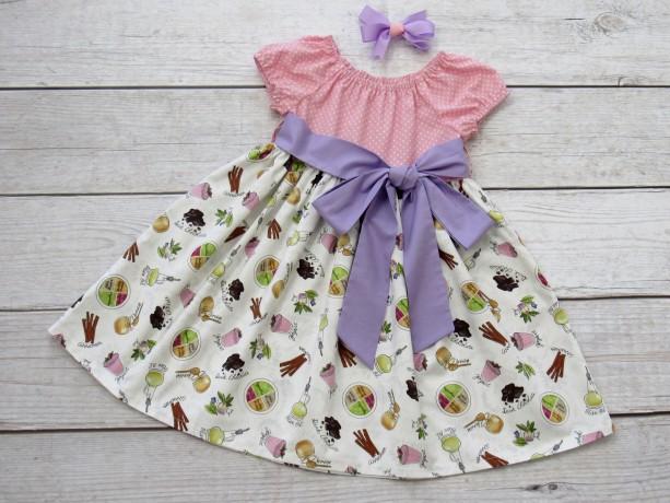 HONEY- Girl Spring Summer Dress