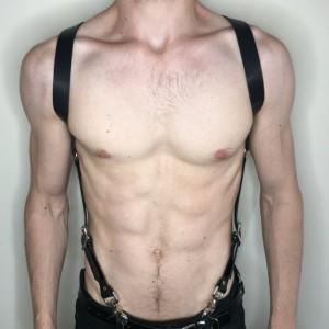 "1"" X-Back Harness Suspender"