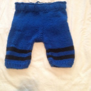 Knit Monster Shorts