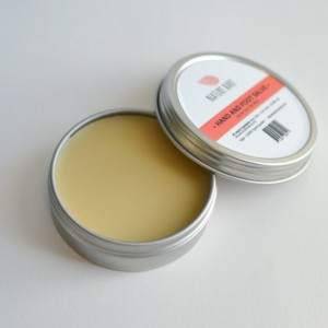 Hand and Foot Salve - Vegan, Organic and All Natural Hand & Foot Salve