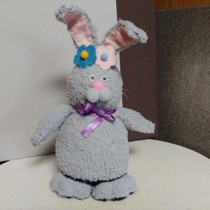 Easter sock Decor