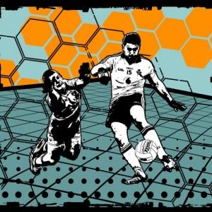 Gaelic Football 3 T-Shirt