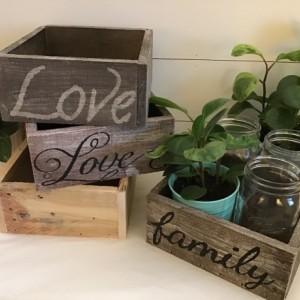 Barnwood Boxes