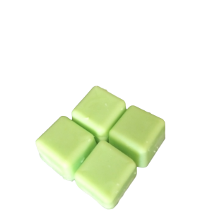 Sweet Pea Scented 100% Soy Wax Melts, 8 Piece Set
