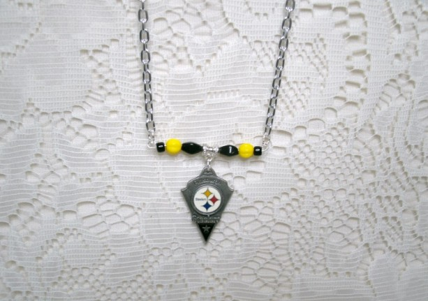 Pittsburgh Steeler Necklace #192