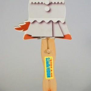 Wooden Puppet- Big Bad Wolf
