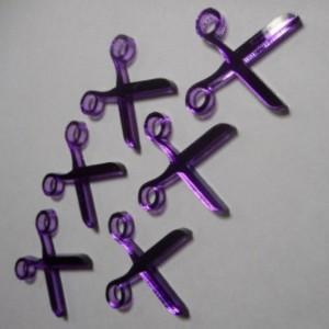 14 scissor charms, scissors, scissor cabochons, laser cut