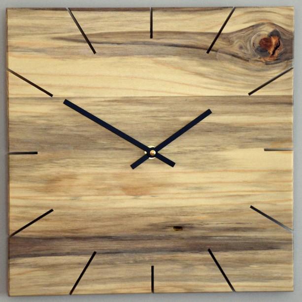 "Modern Design 12"" Square Wall Clock"
