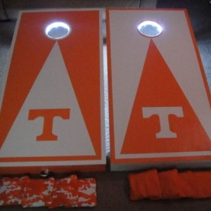 Customized Cornhole Boards
