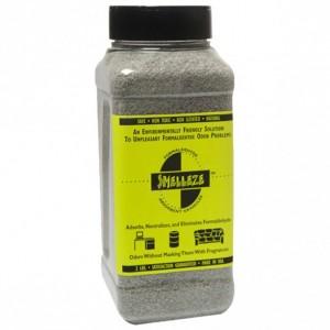 SMELLEZE Eco Formaldehyde Cleanup Absorbent & Deodorizer: 50 lb. Granules