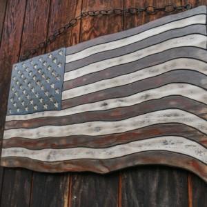 Medium American Flag