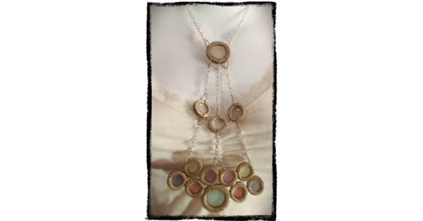 Flapper Necklace
