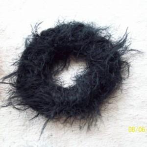 10 Crochet Ponytail Holders