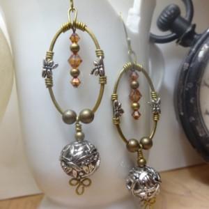 Fly, Fly, Dragonfly Earrings