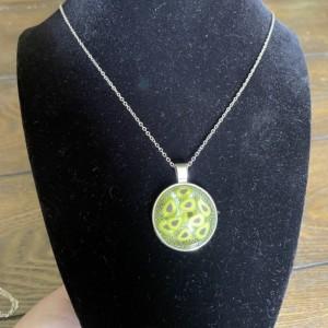 Avocado Pendant Necklace