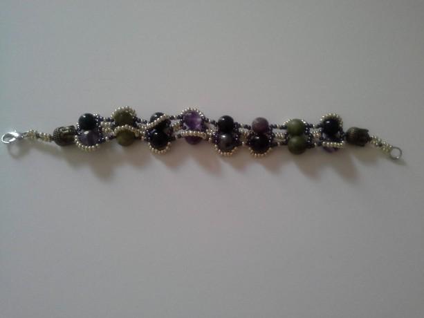 Buddha's Gemstones Bracelet