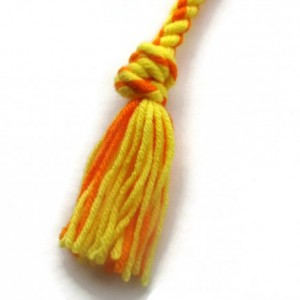 7' Jump Rope, Yellow and Orange Let the Sun Shine In