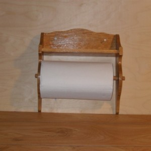 Paper towel rack