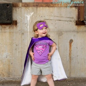Superhero cape for Girls - Girl superhero party - Personalized Superhero Cape - Girls Superhero Costume - Custom Cape - Kid Cape