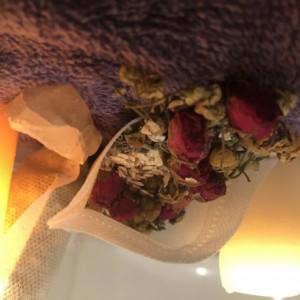 Herbal Bath Teas and Soaks