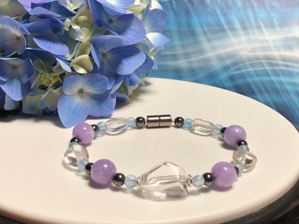 Your Angel Bracelet  |  Prayer Facilitation  |  Commune  |  Communicate  | Meditation  |  Angelite |  Magnetic | Personal