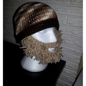 crochet beard(only) 4 Different styles, You choose color and style