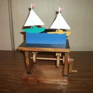 FLOATING SHIPS