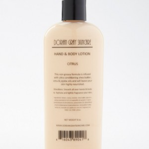 Mineral Hand and Body Lotion 8 oz