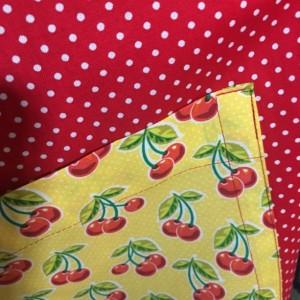 Cherries Apron
