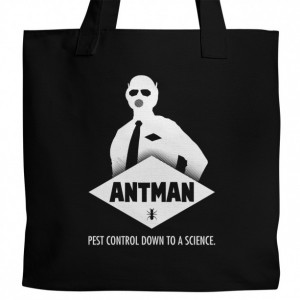 Antman Pest Control Canvas Tote