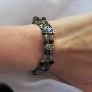 Annabelle Bracelet, Black