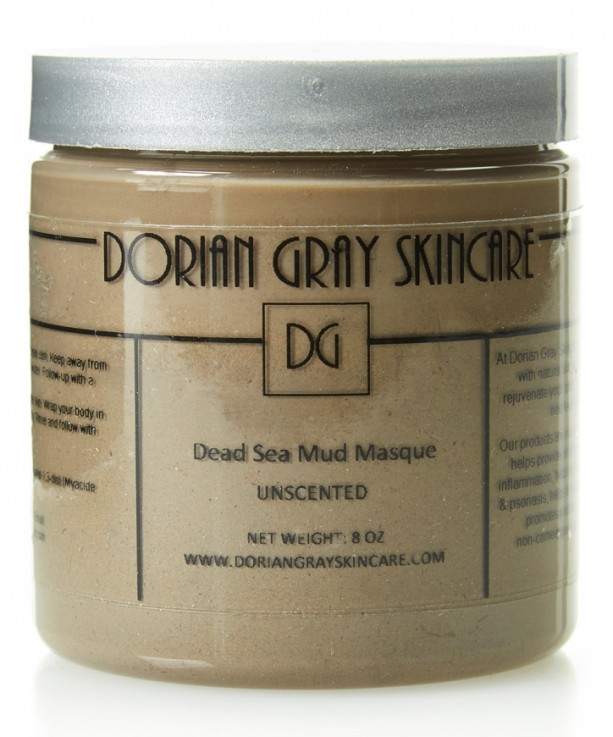 Dead Sea Body and Facial Mud Masque 8oz
