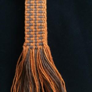 Handwoven Decorative Trim, 100% Cotton. Item #25-458152