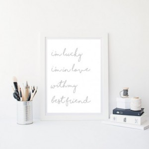 I'm In Love With My Best Friend - 8x10