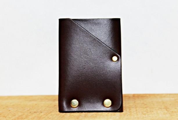 Hammer Riveted Front Pocket Wallet