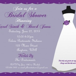 Bridal Shower Invitation, Invitations, Shower, Wedding