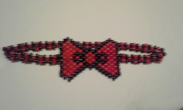 Kandi Bow Headband
