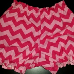 Pink Chevron Bloomers