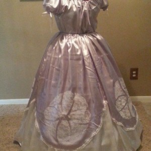 Civil War Reenactment Belle Sophia Girls Ball Gown Sizes, Styles and Colors