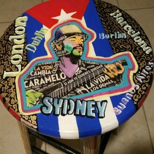 Classroom Furniture Custom Personalized Stool
