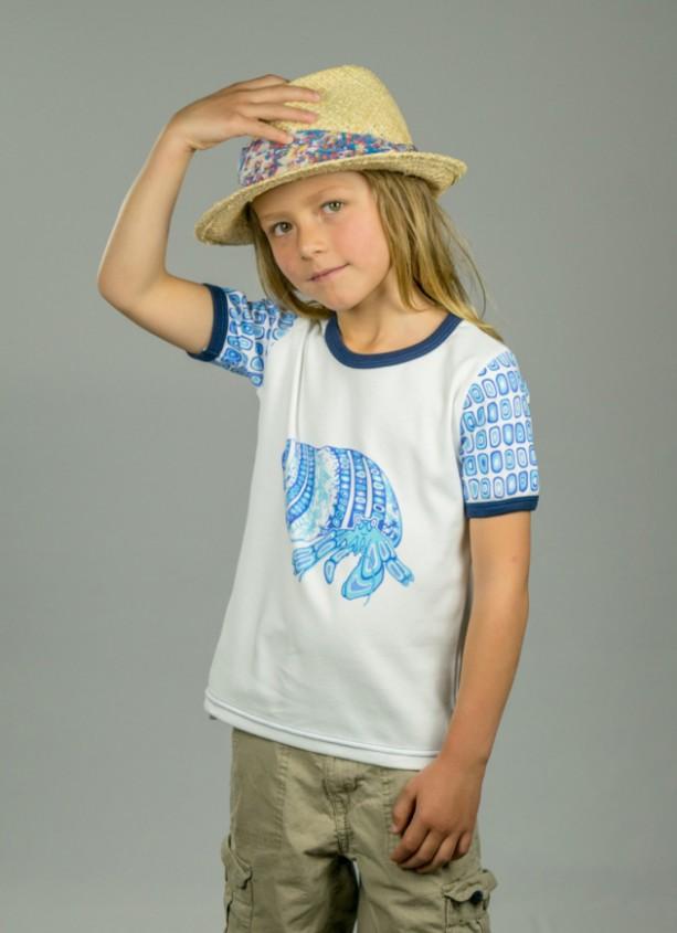Hermit Crab Children's T-shirt