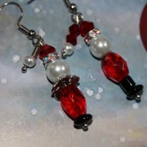 Santa Clause Earrings