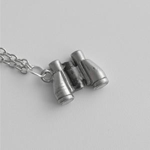 Binoculars Necklace