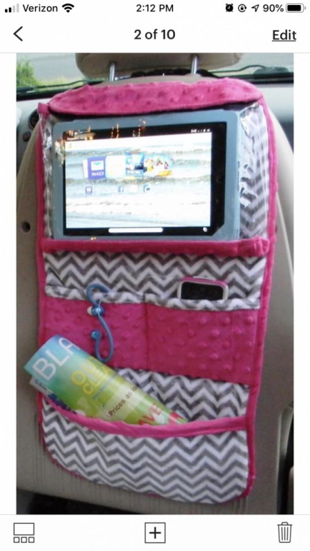 Car Accessories, iPad/Tablet Organizer