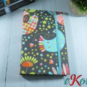 Feather Flock Custom eReader Tablet Hardcover Case - Kindle Fire | Nook Glowlight | Kobo Aura