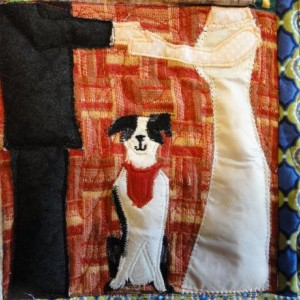 Beloved Buddy Memory Quilt (LARGE)- a unique and vibrant way to celebrate your pet