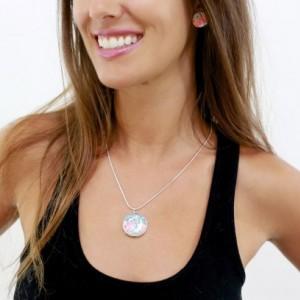 Christmas Penguin Necklace - Animal Jewelry - Bird Pendant - Holiday