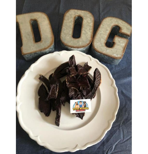 Grass Fed Beef Jerky for Dogs and Cats