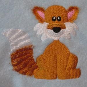 Fluffy Animal Fleece Blanket